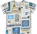 Molo Raymont Boys Graphic T Space Controls