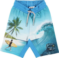 Molo Vans Boys Surf Shorts Aliases