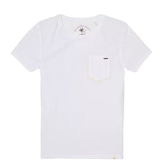 Scotch & Soda Boys Basic White