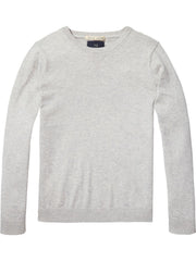 Scotch & Soda Boys Pullover Grey