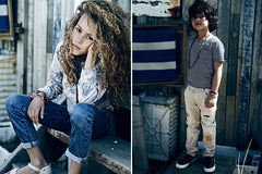 Scotch & Soda Boys Girls Fall 2017
