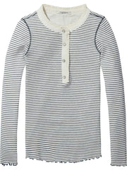 Scotch & Soda Girls Henley