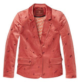Scotch & Soda Velour Blazer
