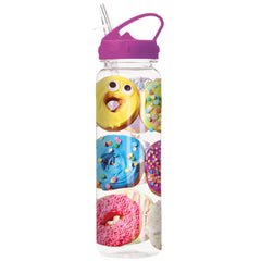 IScream Donut BPA Free Water Bottle