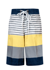 Snapperrock Boys Drawstring Swim Trunks Yellow