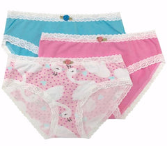 Esme girls swan panties