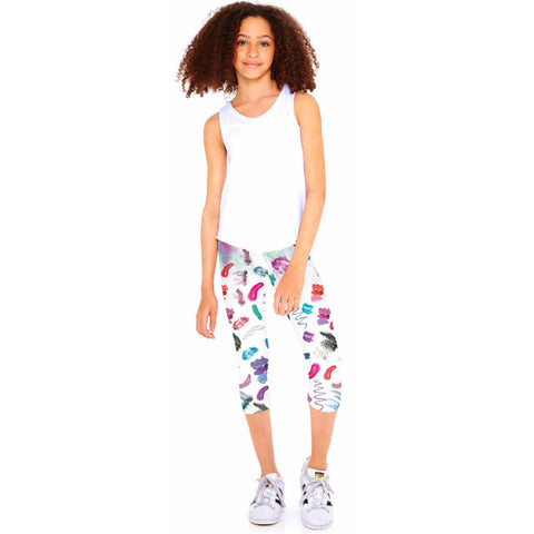 Terez Make Up Mess Leggings