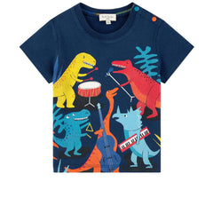 Paul Smith Boys Dinosaur T Shirt