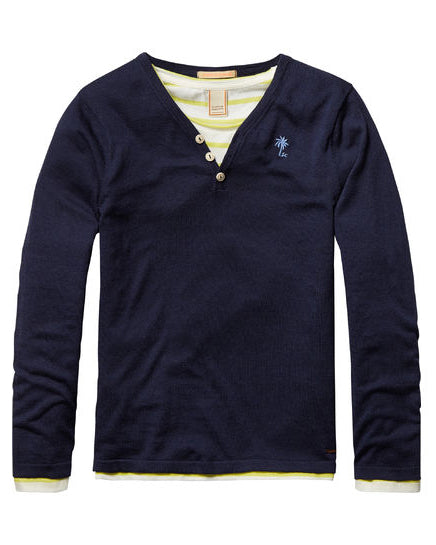 Scotch Shrunk Boys Sweater & Top Set