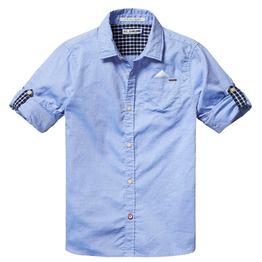 Scotch Shrunk Shirt 135886-222