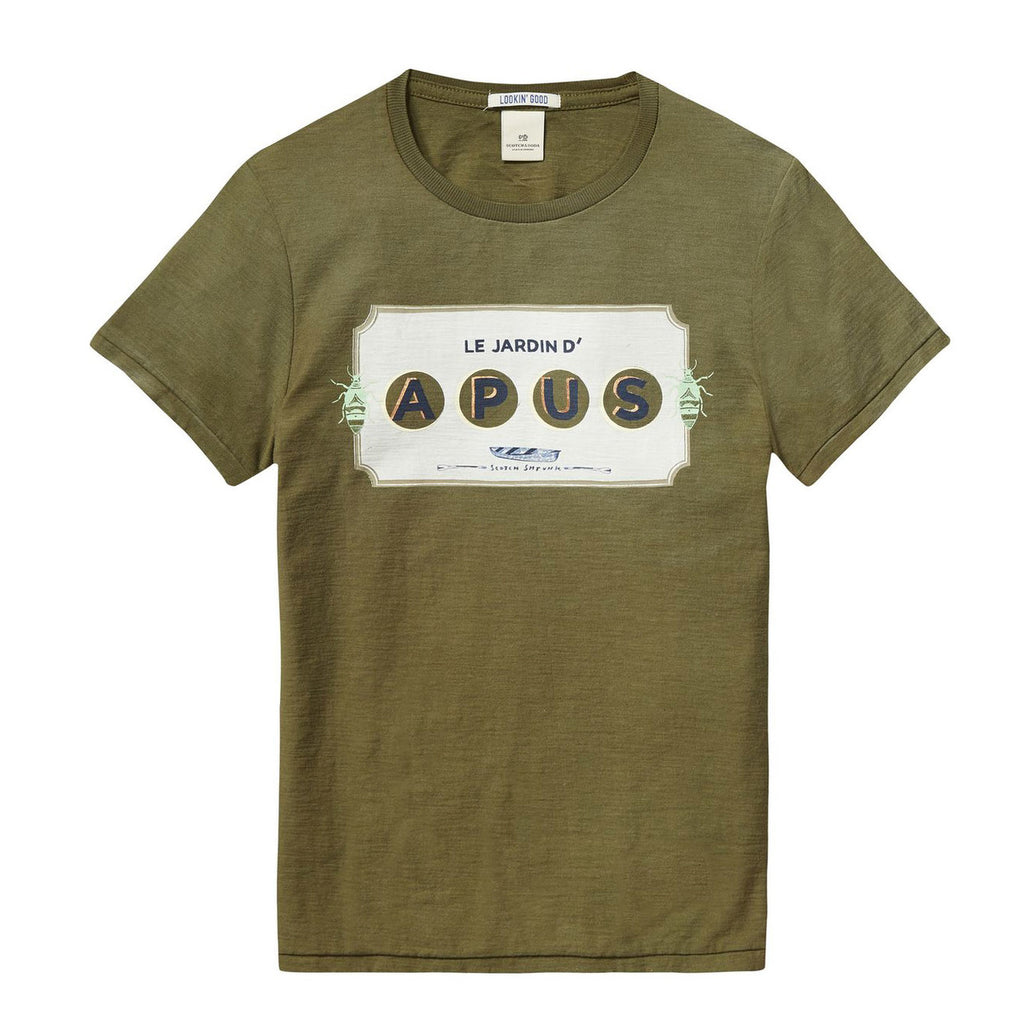 Scotch Shrunk Tee 135959