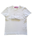 Val Max Girls White Tee