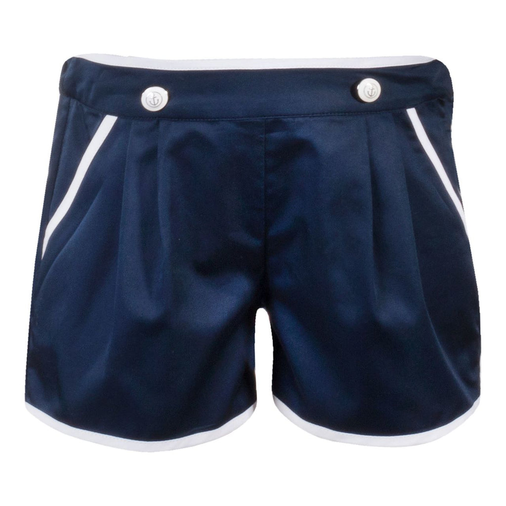 Patachou Navy Shorts