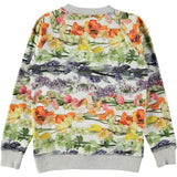 MOLO Raewyn Top - Rainbow Bloom