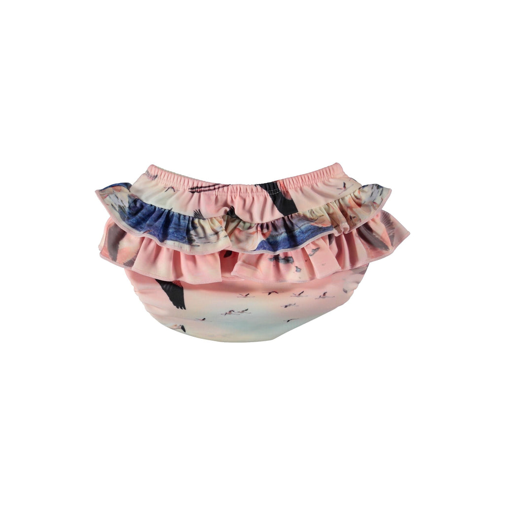 MOLO Neena Swim-pants - Flamingo
