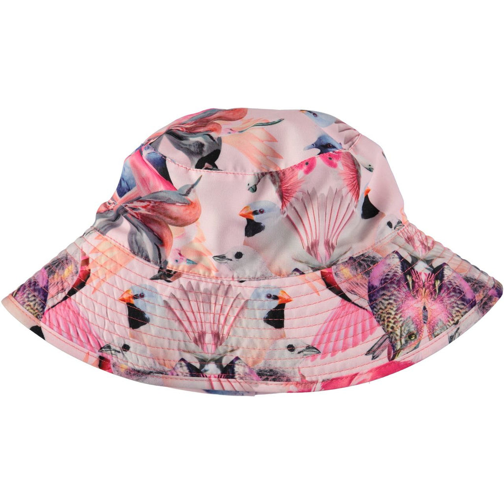 MOLO Nadia Sun Hat - Mirror Birds