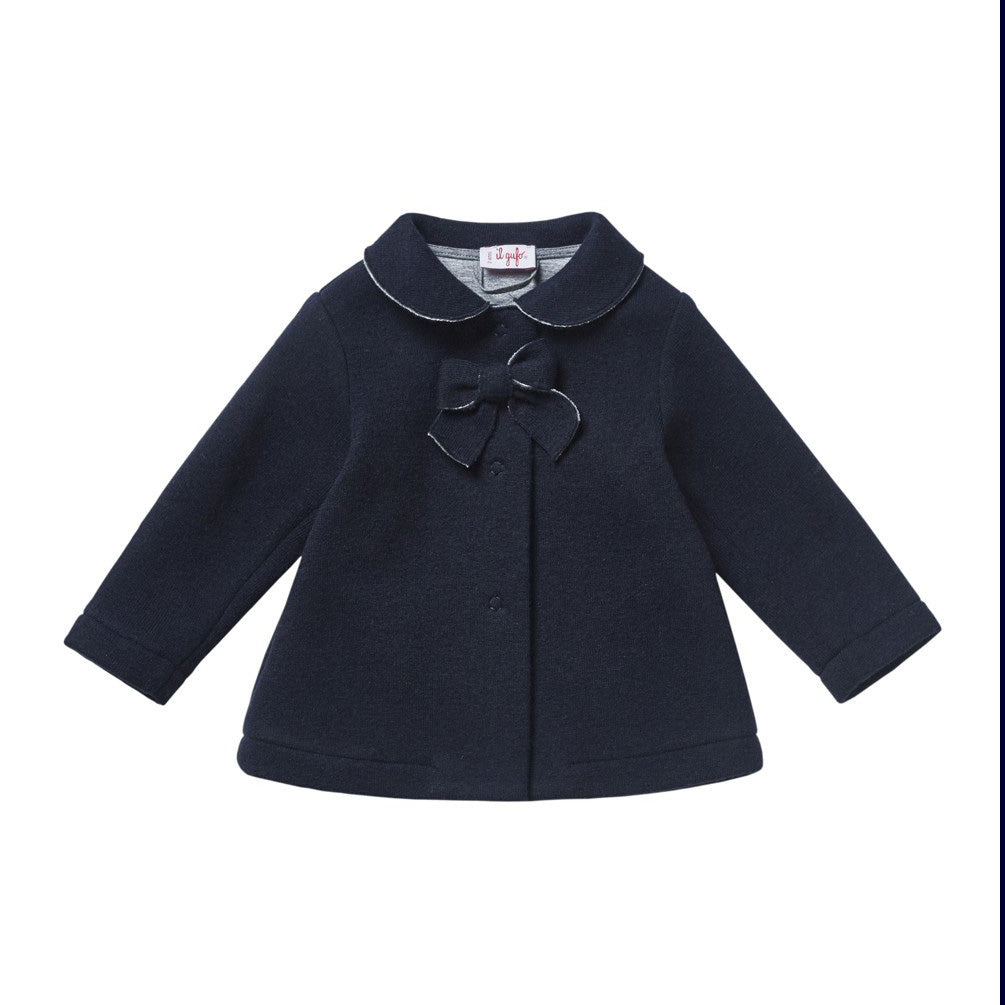 il gufo Cardigan Coat GM224-W0043