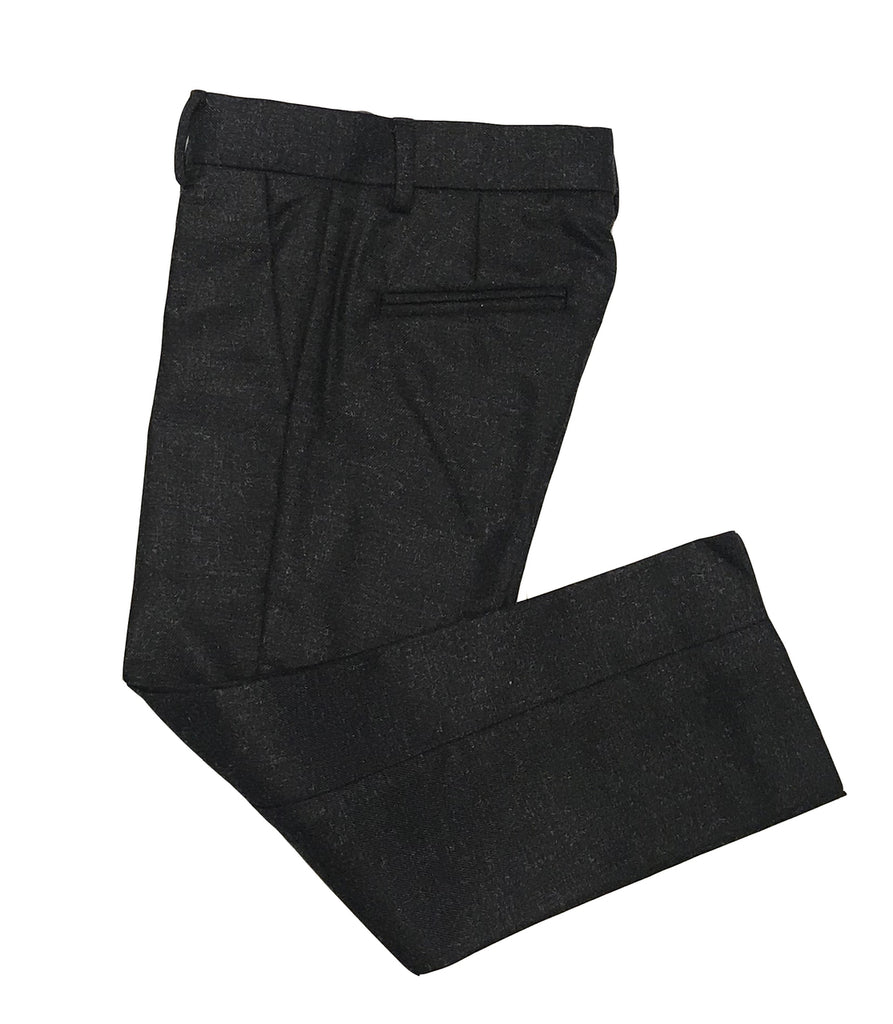 Leo & Zachary Black Suit  Pants