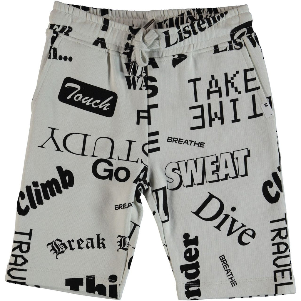 MOLO Arnt Shorts - Words