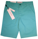 Leo & Zachary Green Shorts
