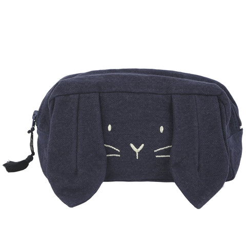Emile et Ida Pencil Case -Bitume