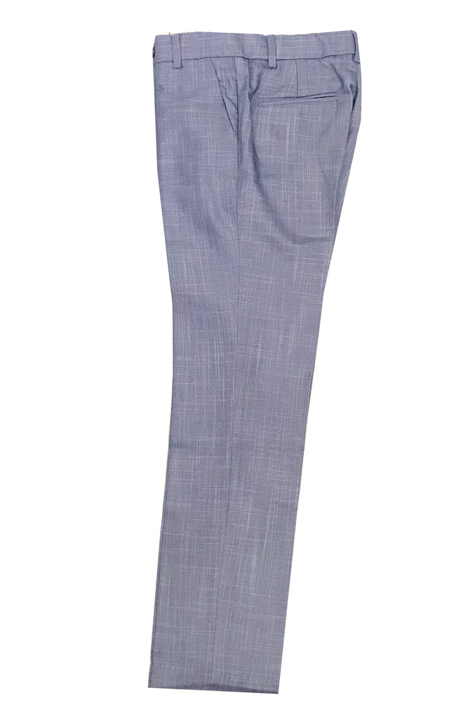 Leo & Zachary Blue Anticrush Pants