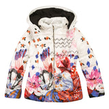 Catimini Girls Winter Coat