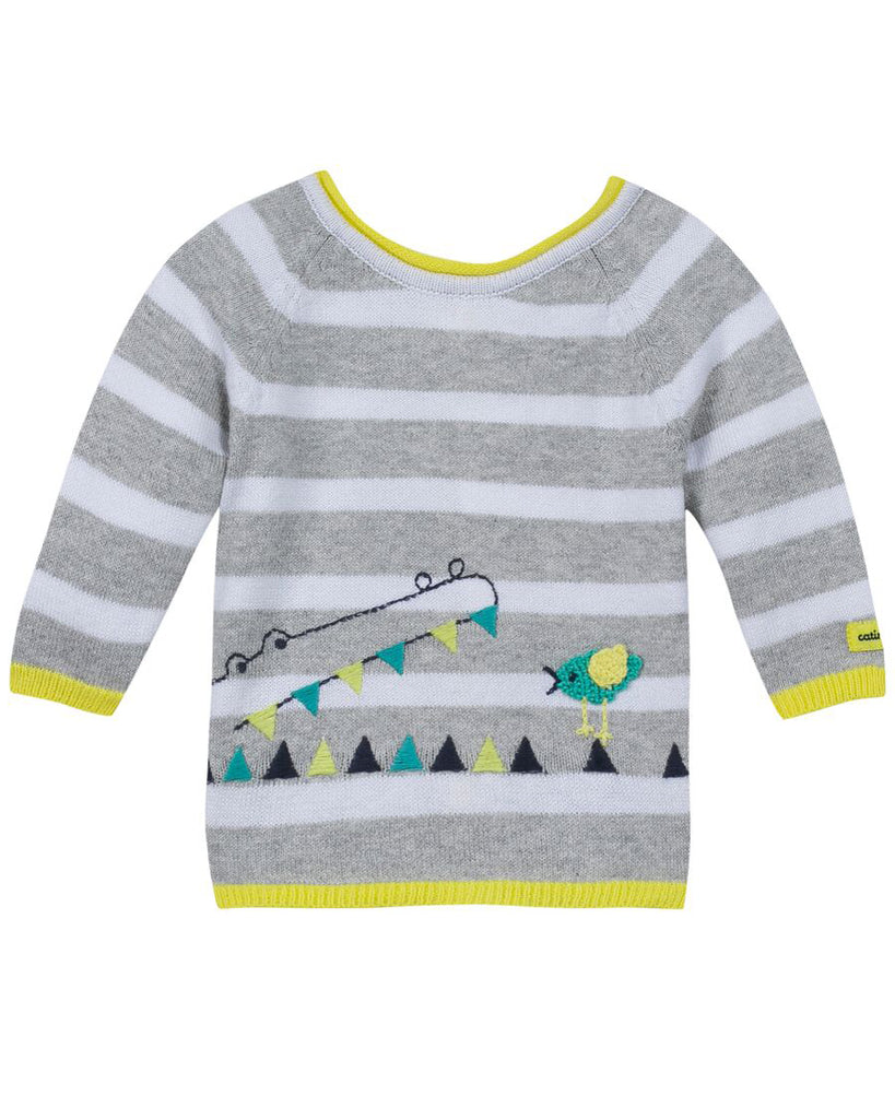Catimini Boys Cardigan/Sweater ch18101