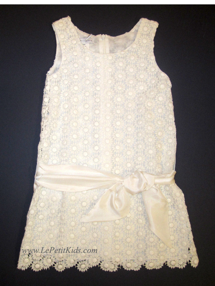 Charabia Chiara Ivory Dress
