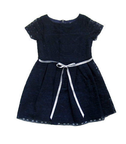Charabia Navy Dress pi55e