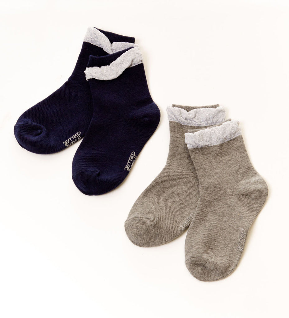 Deux Par Deux Socks ms-00