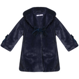 Patachou Faux Fur Coat 2733523