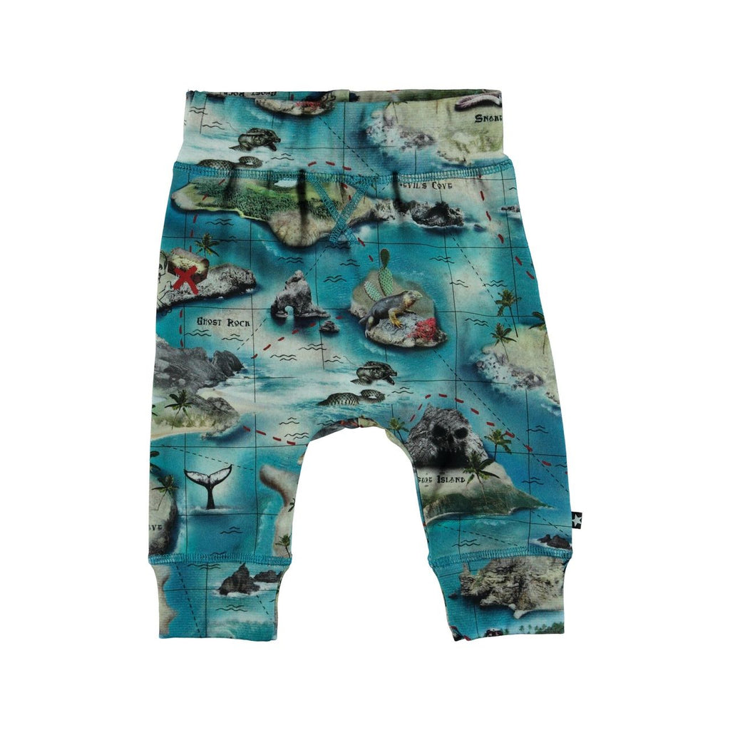 MOLO Sammy Pants - Treasure Map