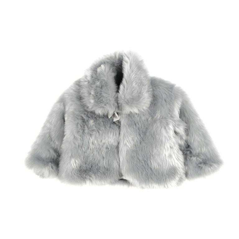 Kanz Faux-Fur Coat