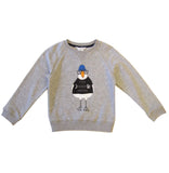 Little Marc Jacobs Raglan Sweatshirt