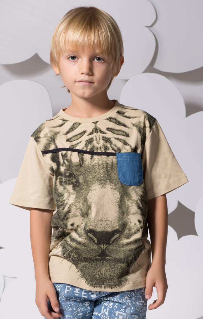 Paper Wings Boys Tee bs15n090