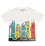 Paper Wings Boys Tee