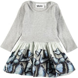 MOLO Candi Dress - Blue Wings