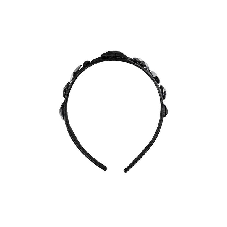 MOLO Black Crystal Headband