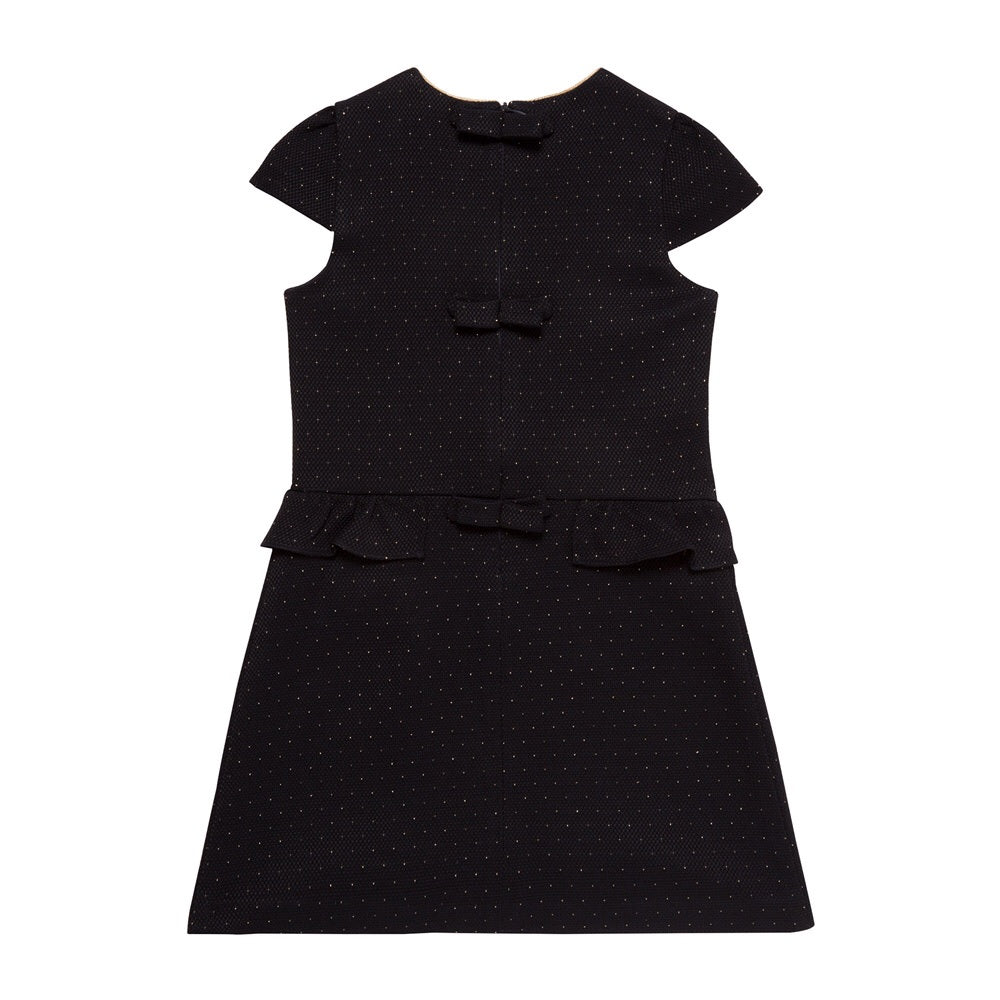 Tartine et Chocolat Navy Dress