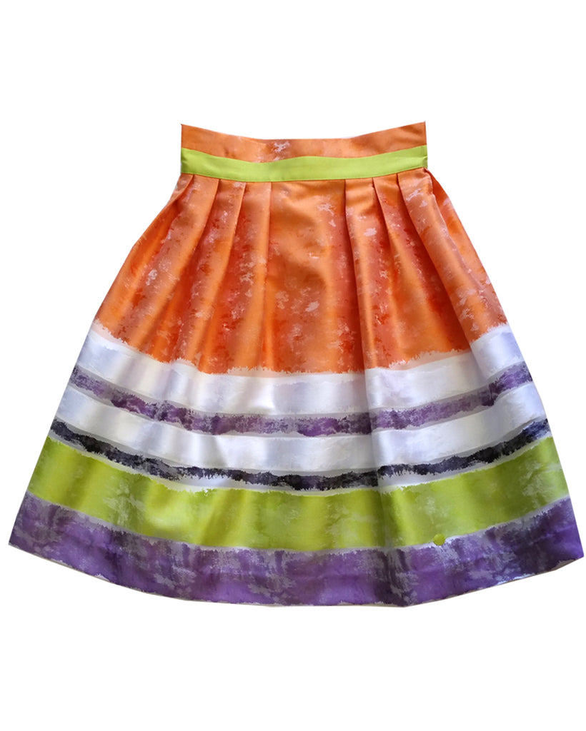 Val Max Multicolored Skirt (Longer style)
