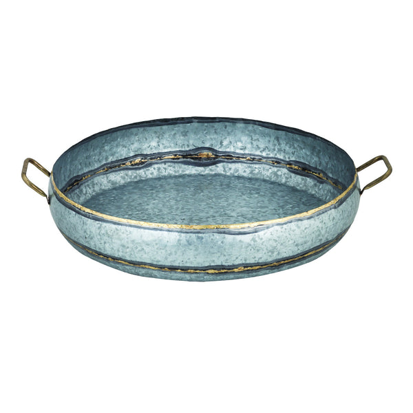 San Miguel Large Handled Tray / Planter