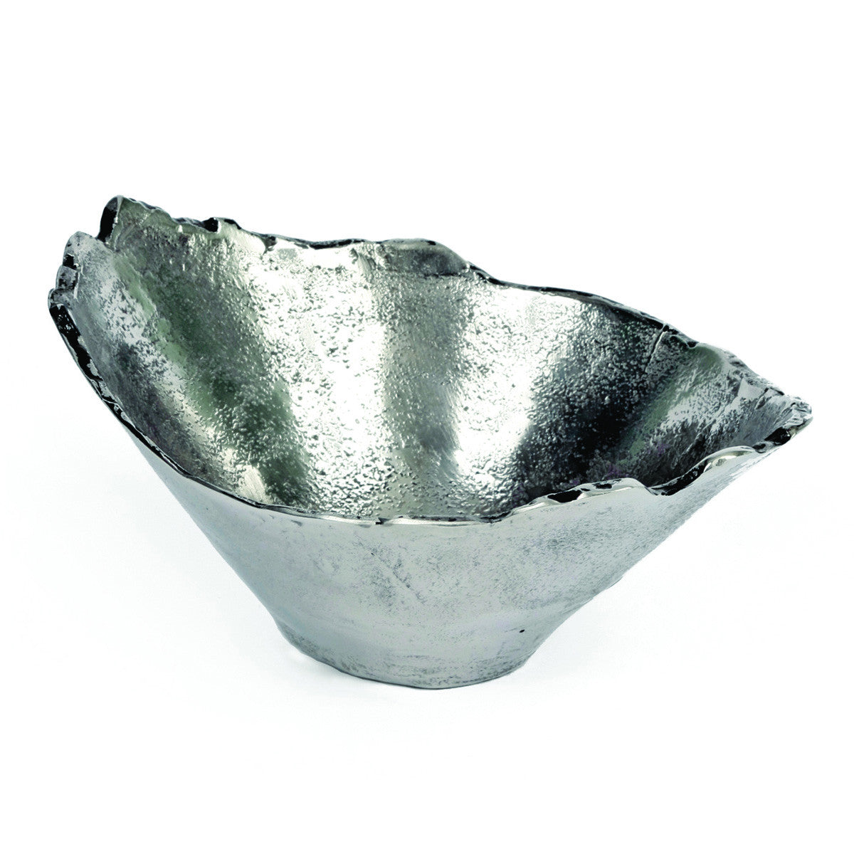 Artisan Cone-Shaped Nut Bowl,
