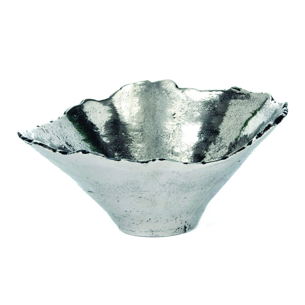 Artisan Cone-Shaped Serving Bowl