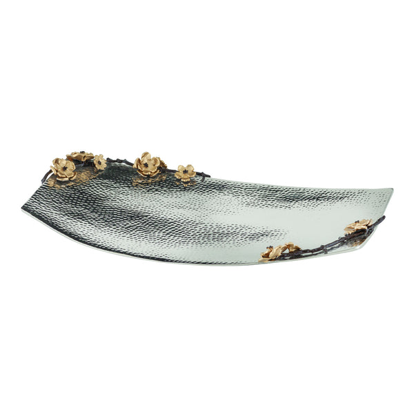 Wild Blossom Rectangular Tray