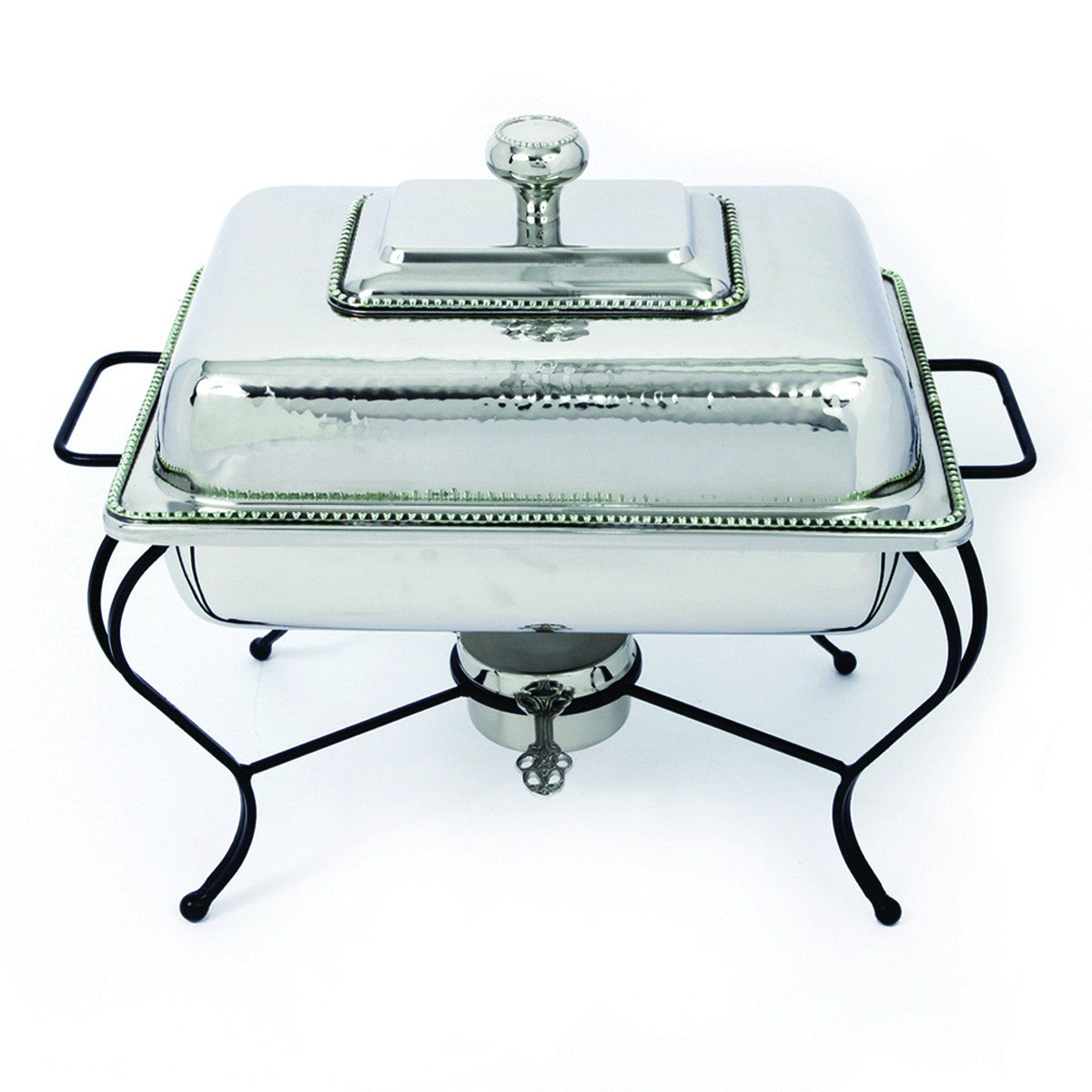 Oven To Table 6 QT Rectangle Stainless Steel