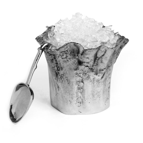 Artisan Trunk Ice Bucket w/ Scoop