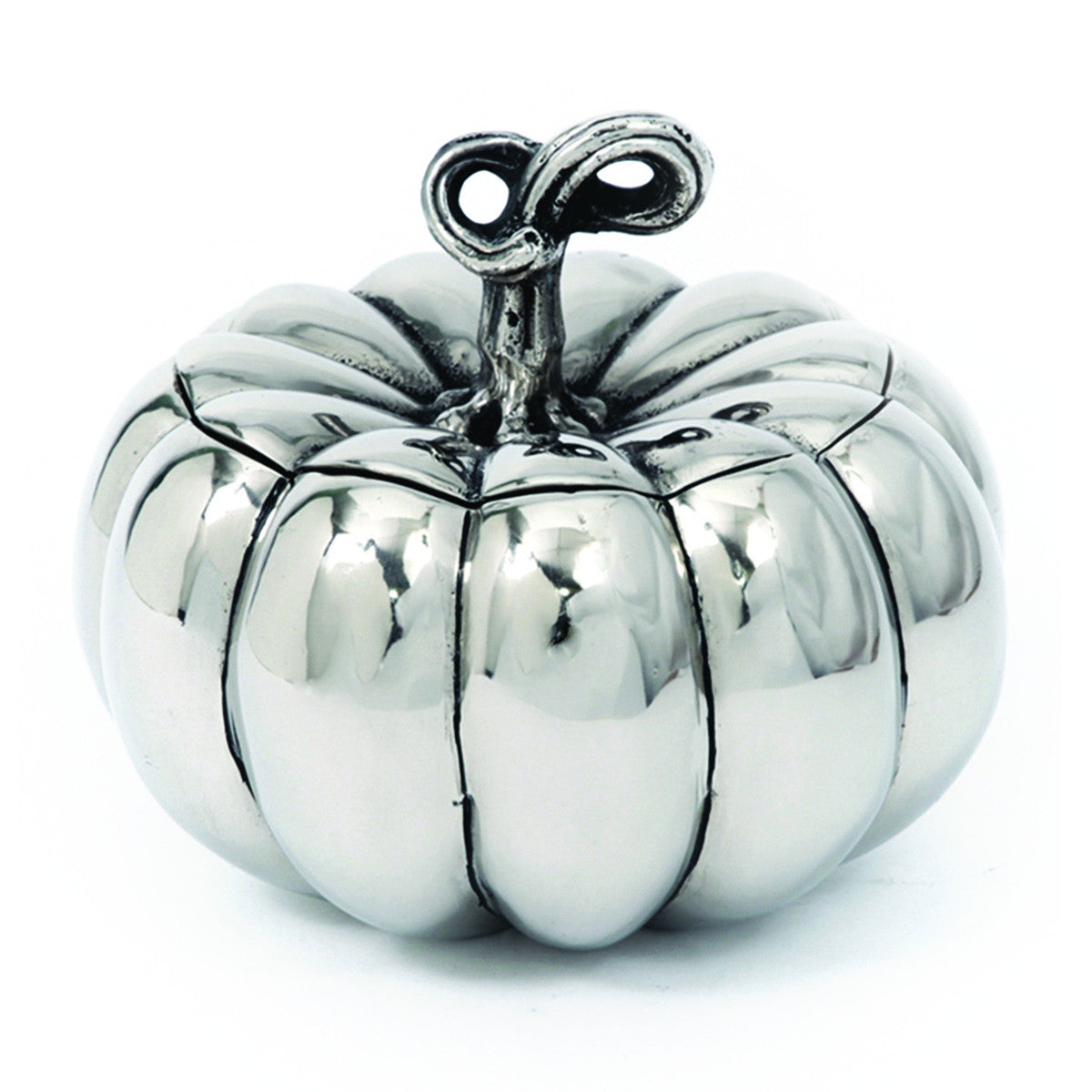 Home For The Holidays Lidded Pumpkin