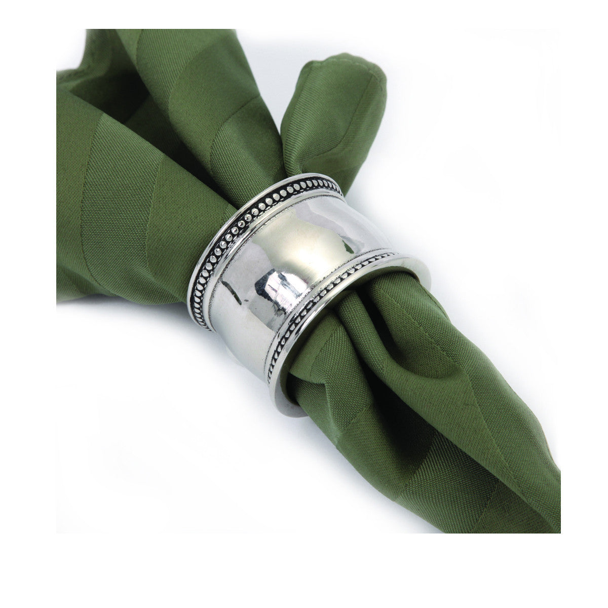Table Accents Pearl Bead Napkin Ring, 1pc.
