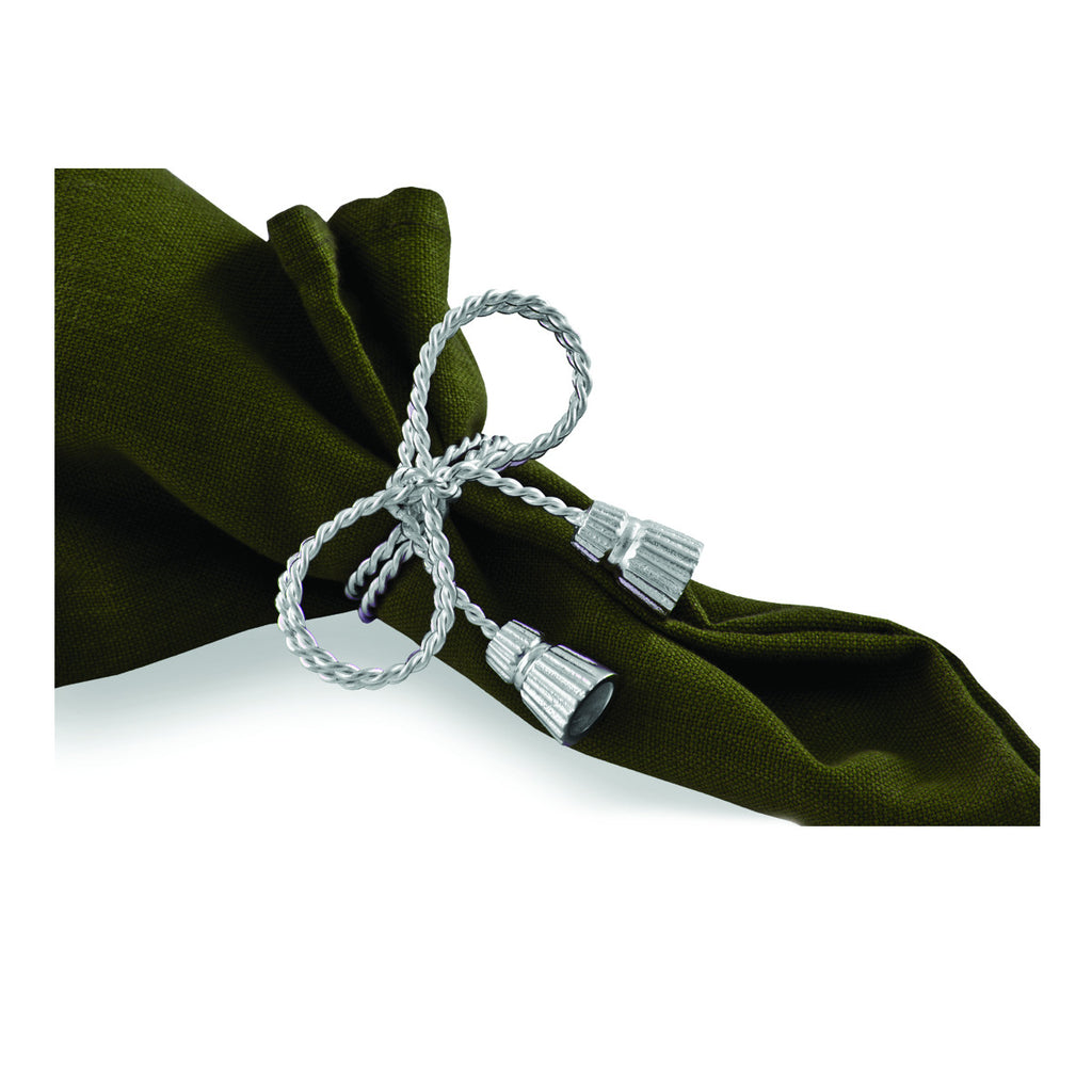 Table Accents Knot Napkin Ring, 1 pc